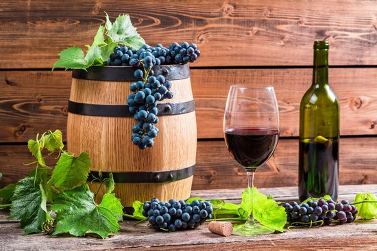 Польза черного винограда для женщин