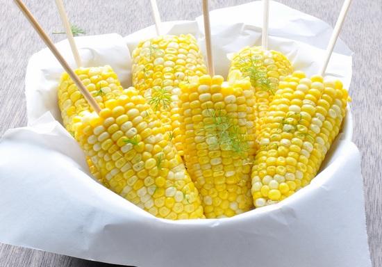 Кукуруза – диетический продукт