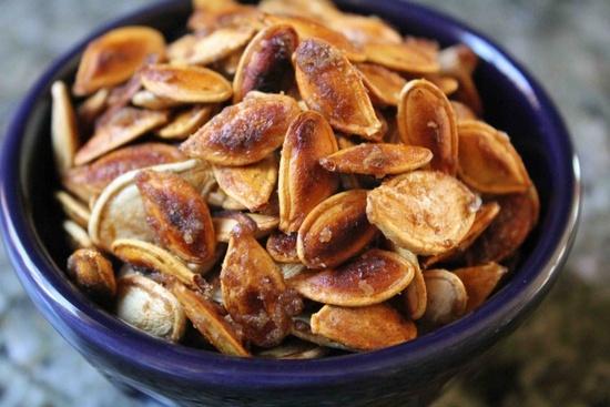 Польза и вред семечек тыквы