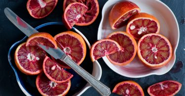 Красные апельсины: польза и вред