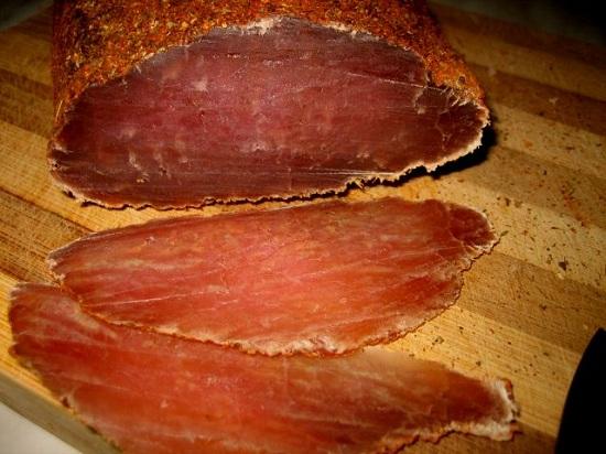 рецепт вяленой свинины