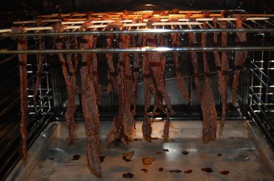 Сушим говядину