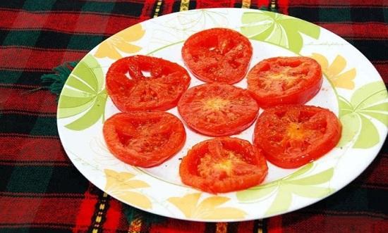 томатные кружки