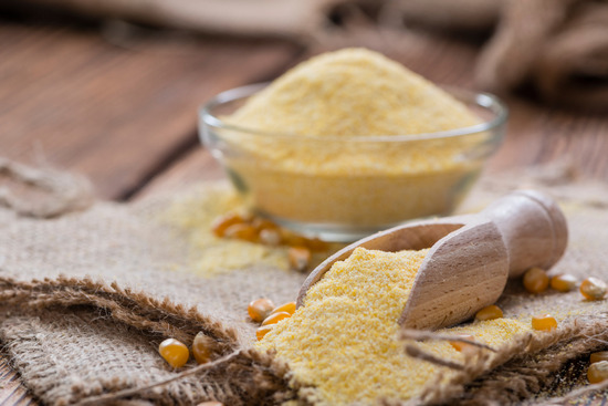Кукурузная мука: вред и польза