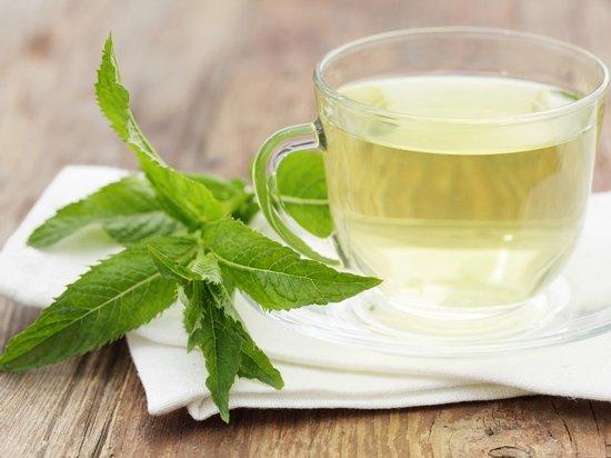чай с мятой для женщин и мужчин