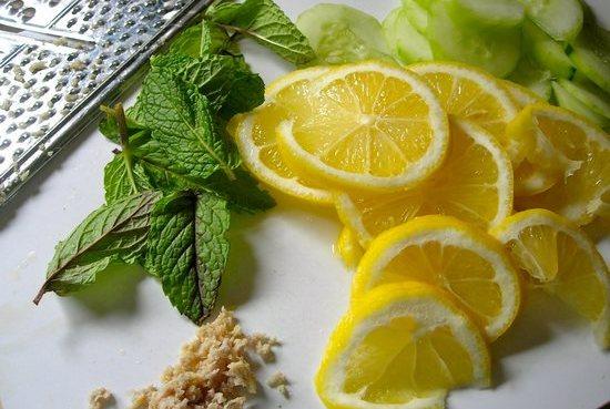 побочных действий воды с лимоном