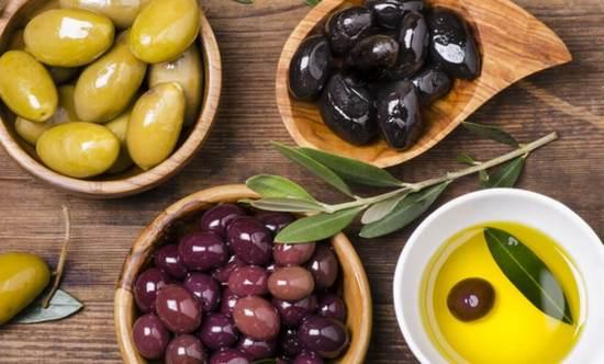 Польза и вред оливок и маслин консервированных
